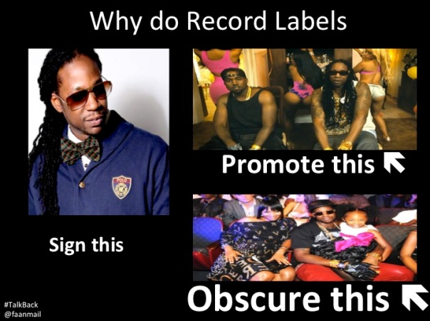 Why Do Record Labels